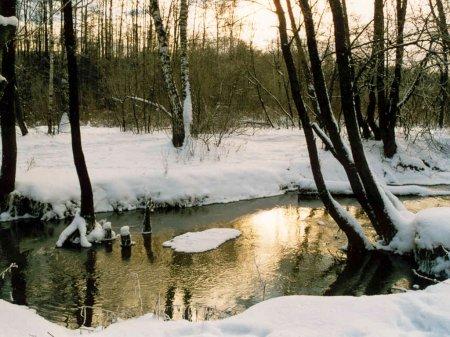 Накануне зимы