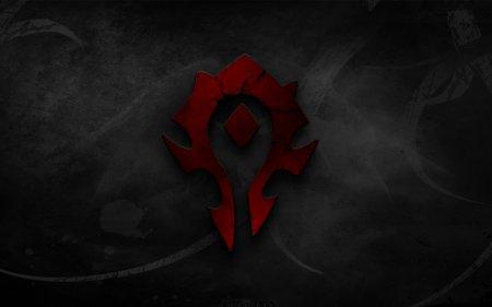 Кровавый логотип